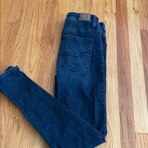 American Eagle Highest Rise Jegging Size 6